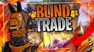 REICHER TRADER VERLIERT 1000x MALA! 😱 BLIND TRADEN mit NOOB! 😂 - Fortnite Rette die Welt [Deutsch]