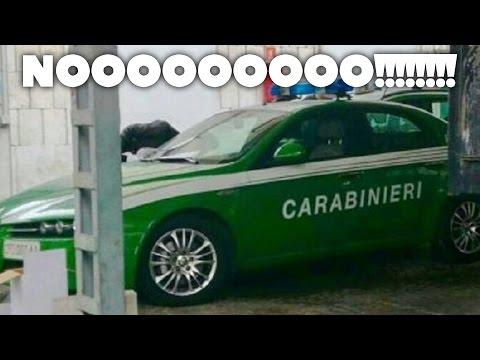 le nuove auto dei Carabinieri color verde Forestale 2017