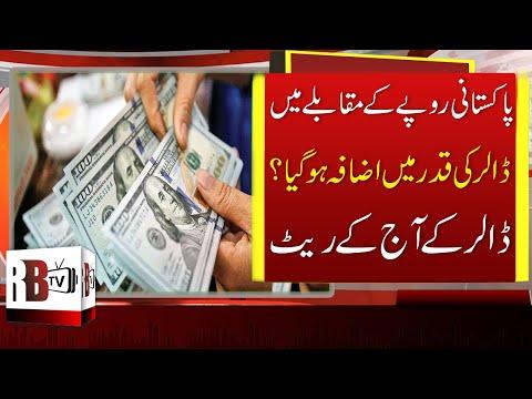 Pakistani Rupee Falls Again, US Dollar Rate Inclined Today, USD & PKR, Dollar Rate Today, USD To PKR