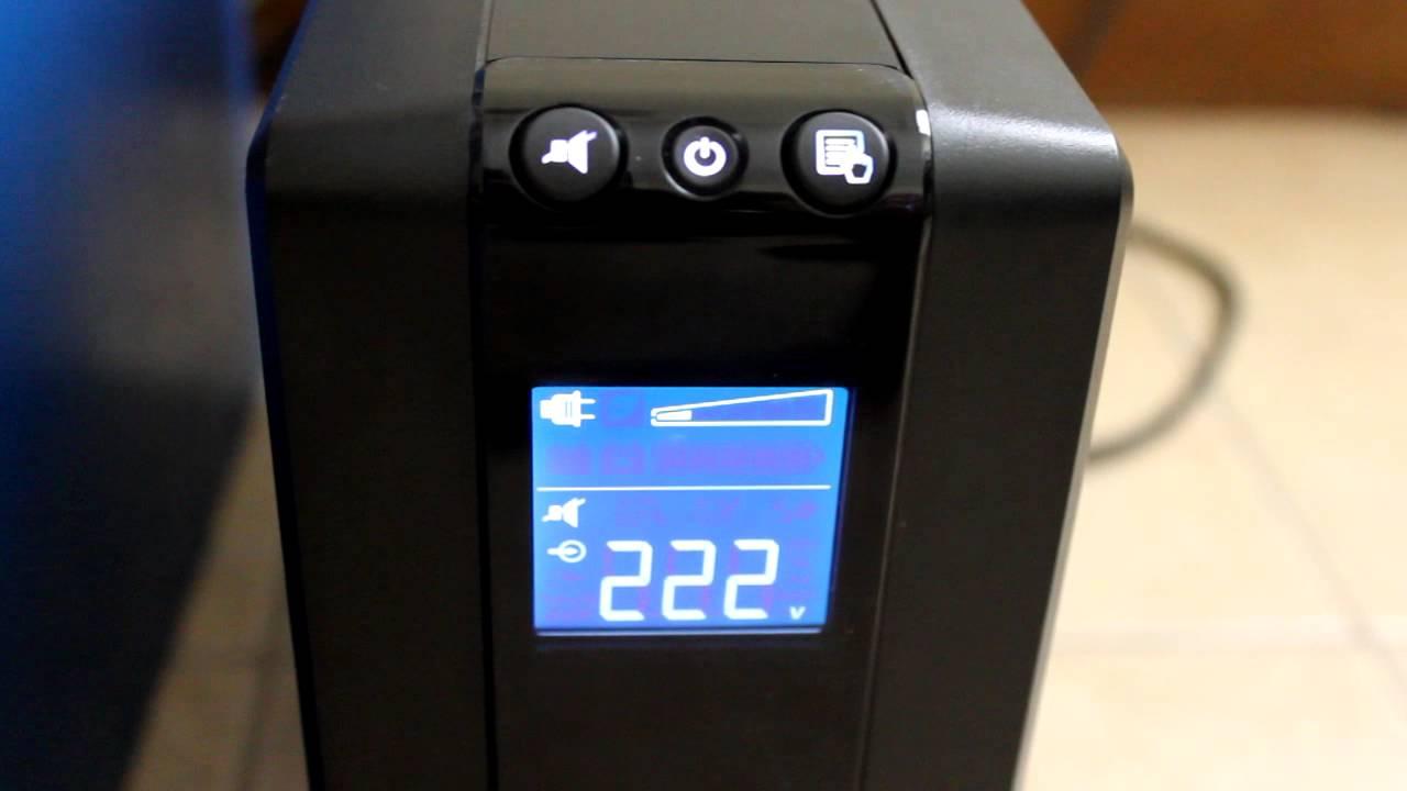 Ups Br900gi Battery Icon Blinking Youtube