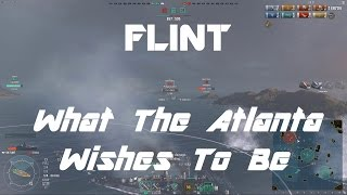 Flint - The Ship The Atlanta Wishes To Be [162k damage]