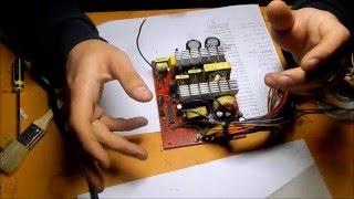 Жөндеу блок питания power box PB500W үшін (басталады).