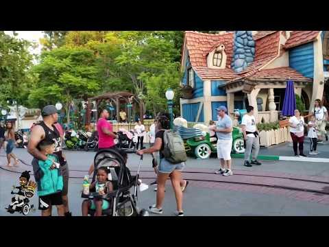Big Boy's Neighborhood - Brutal Fight Breaks Out At Disneyland