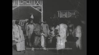 TIE PAT KAI KAWIN (1938) - Restoration Demo