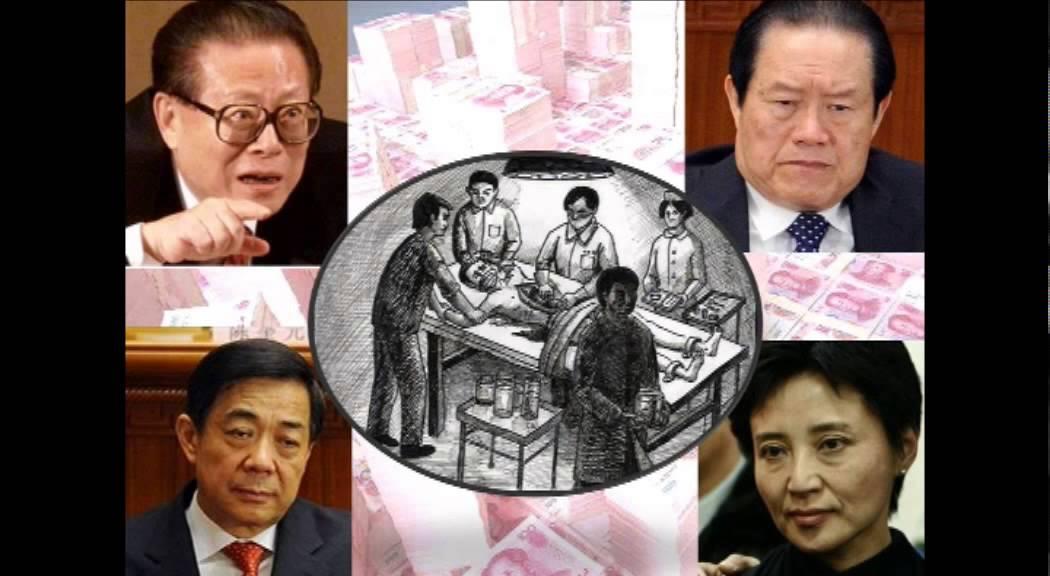 中共官媒:山东十六人买卖人体器官 中共活摘器官黑手发展到海外