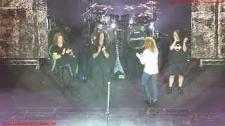 Megadeth - Silent Scorn (End of Concert) - Live at Brixton Academy London England 6 June 2013