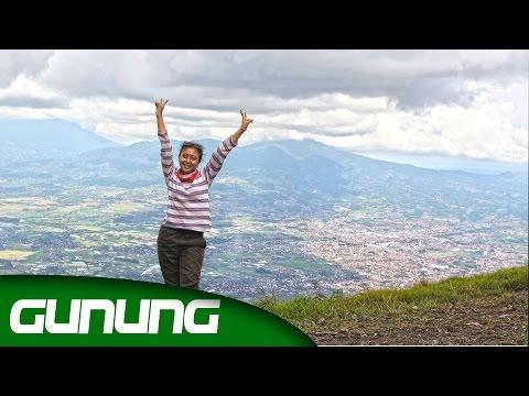 Video pendakian Gunung Guntur garut, jawa barat - si kecil yang penuh kejutan