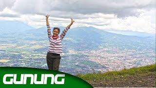 #GunungIndonesia Gunung Guntur si kecil yang penuh kejutan
