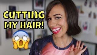 CUTTING MY HAIR!!!