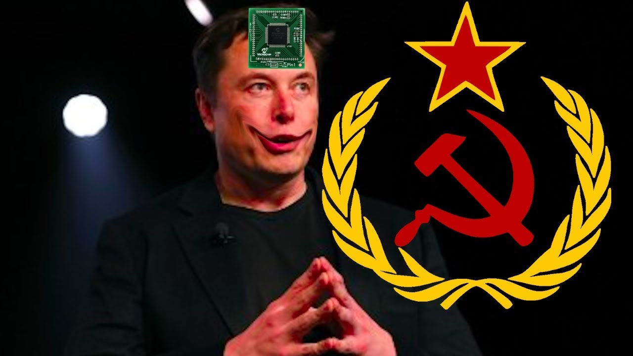 Elon Musk Promotes Communist China and Brain Microchips - YouTube