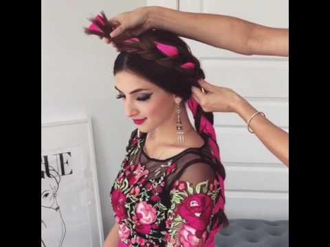Ulyana Aster Frida Kahlo Model Alena Blinova YouTube