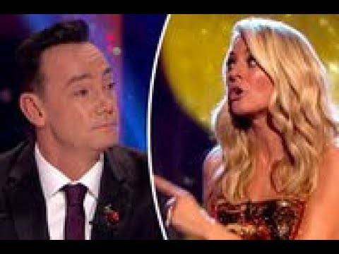 Strictly Come Dancing 2017: Host Tess Daly takes swipe at Craig Revel Horwood's scoring