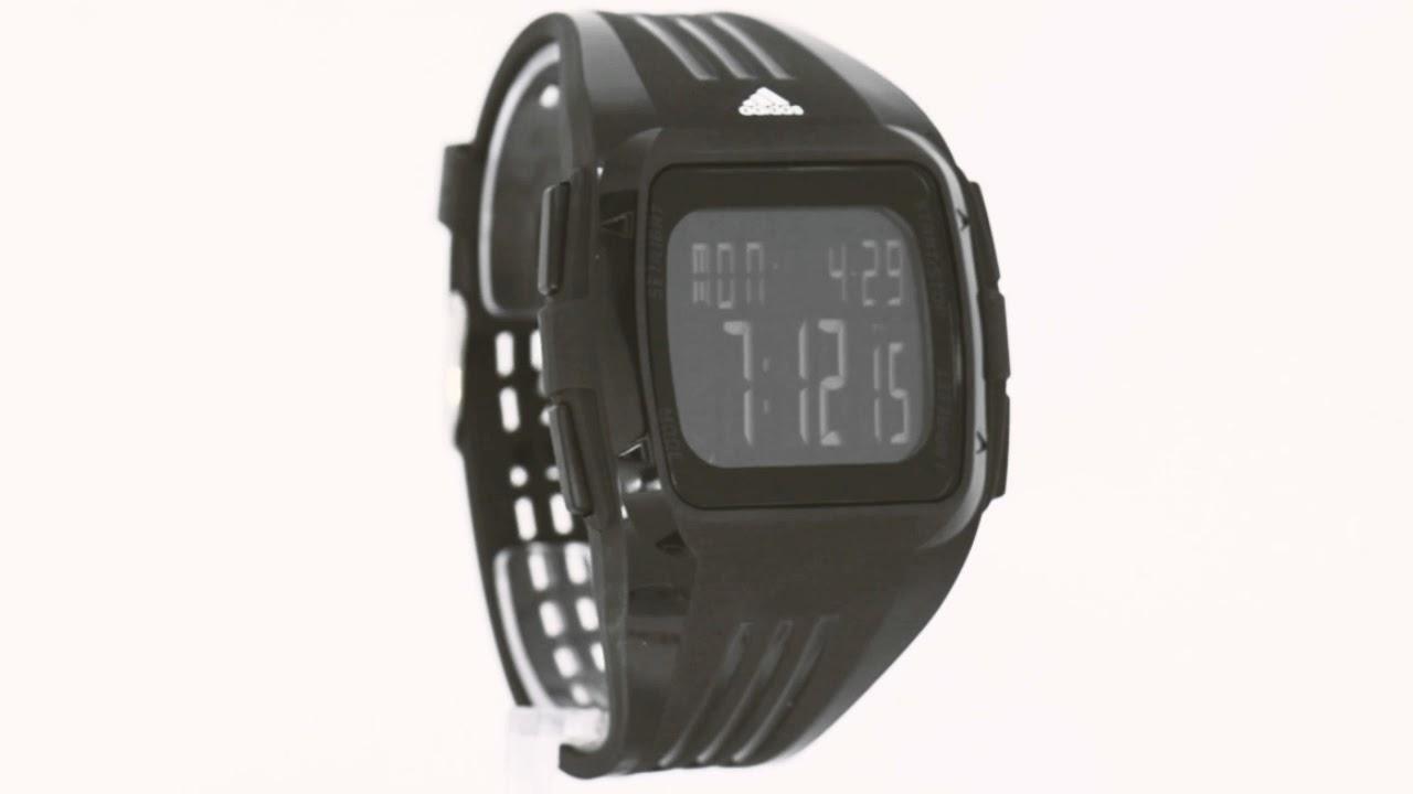 0f8dbfaa86399 Relógio Adidas Masculino ADP6090 8PN - Eclock - YouTube