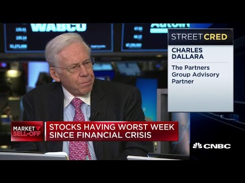 The Partners Group's Charles Dallara on market sell-off