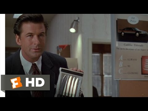 Put That Coffee Down! - Glengarry Glen Ross (1/10) Movie CLIP (1992) HD