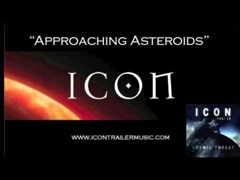 "ICON Trailer Music   ""Approaching Asteroids"" Music Video"