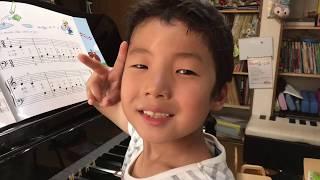 孫と連弾 (276 東村山・秋津・久米川ピアノ教室) thumbnail