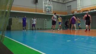 Новая Каховка тренировка баскетбол 21.03.2017 (2 часть)
