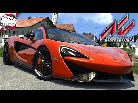 ASSETTO CORSA - McLaren 570S @ Aspertsham - Ready To Race - Let's Play Assetto Corsa