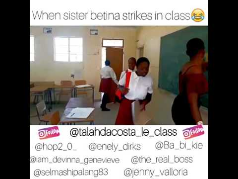 Sister betina challenge by @taladacosta_le_class