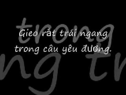 ngoi sao co don By: Ung Dai Ve (with lyrics)