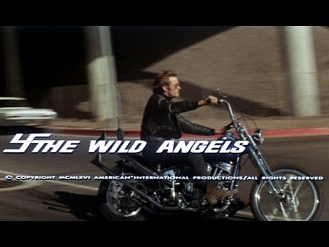 The Wild Angels ~1966 ~Starring~ Nancy Sinatra!