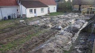 [Permaterre] Potager en permaculture [1] Mars 2014