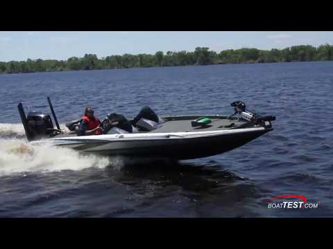 Triton 21 TRX Review By BoatTest.com