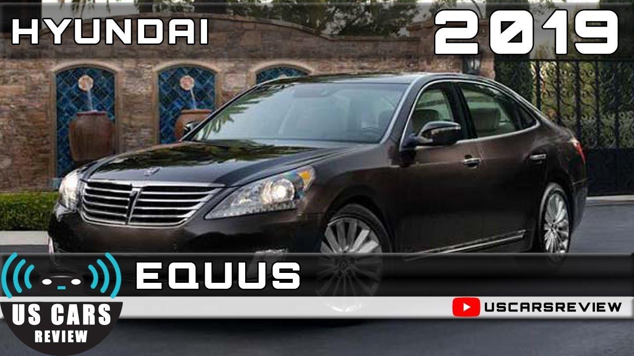 2019 HYUNDAI EQUUS Review - YouTube