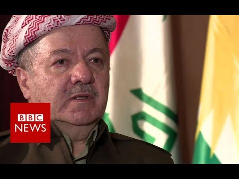 Full Interview: President of Iraq Kurdistan region Massoud Barzani  - BBC News