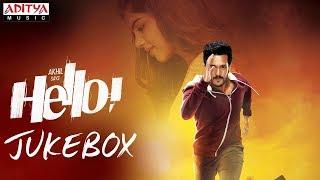 Video HELLO! Songs Jukebox | Akhil Akkineni, Kalyani Priyadarshan | Vikram K Kumar | Anup Rubens download MP3, 3GP, MP4, WEBM, AVI, FLV Maret 2018