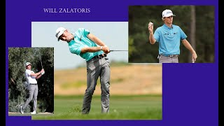 Will Zalatoris Golf Swing Motivation! T2 On Masters 2021 After 36 Holes. #bestgolf #alloverthegolf