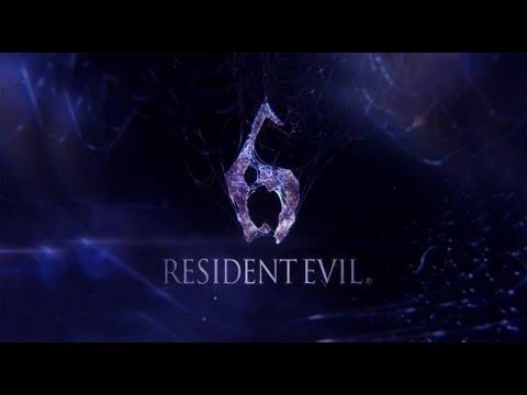 Смотреть прохождение игры Resident Evil 6. Пролог.