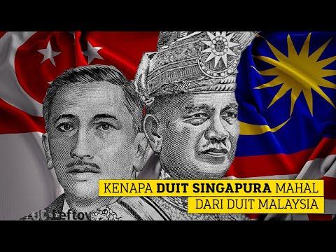 Kenapa Dolar Singapura Lebih Mahal Dari Ringgit Malaysia