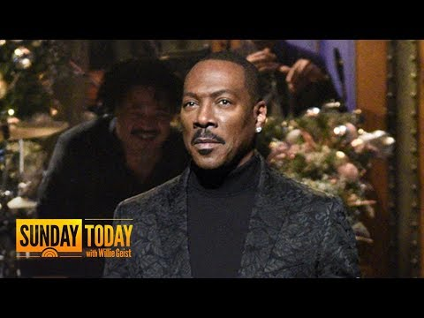 Eddie Murphy Brings Back Iconic Characters On 'SNL' | Sunday TODAY