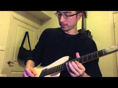汪峰-北京北京 吉他 Solo - GuitarSolo Cover - Austin Chen