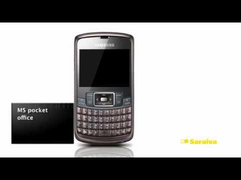 Smartphone Samsung B7320 Omnia Pro