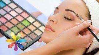 Как обеспечить стойкость макияжа летом -- совет от Ромы Медного, специально для YouTube