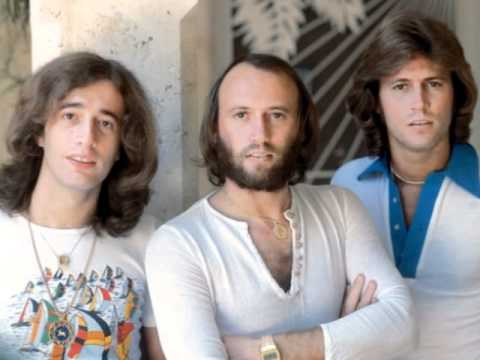 Bee Gees - Tragedy (lyrics)