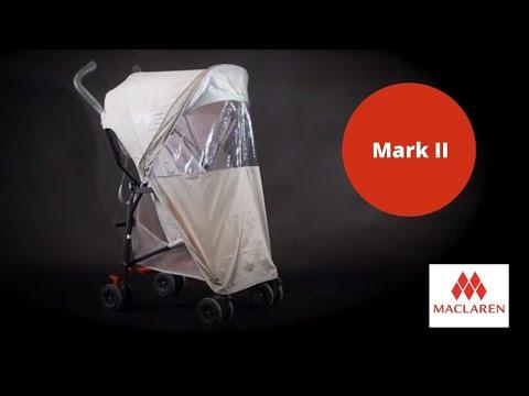 The New Maclaren Mark Ii Buggy Youtube