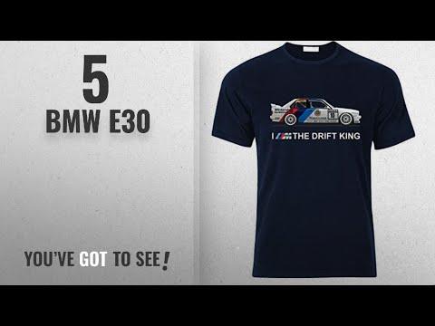 Top 10 Bmw E30 [2018]: Fruit of the Loom BMW E30 I am The Drift King Drift Fan T Shirt Tuning