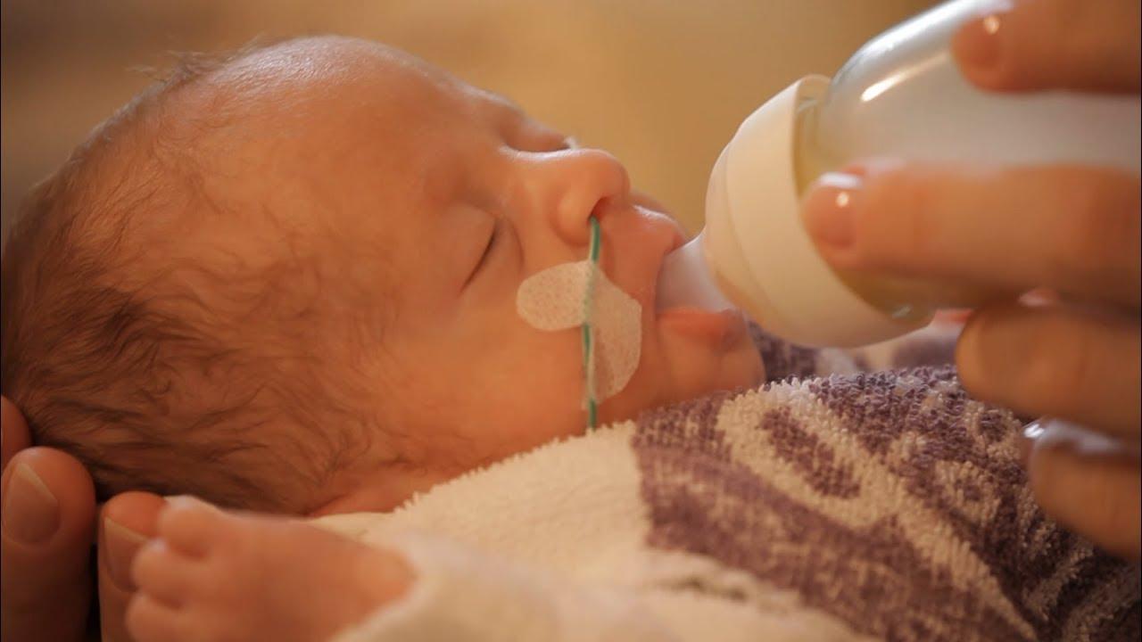"""""""Für Frühgeborene ist Muttermilch entscheidend – PD Dr. med. Matthias Keller erklärt warum"""