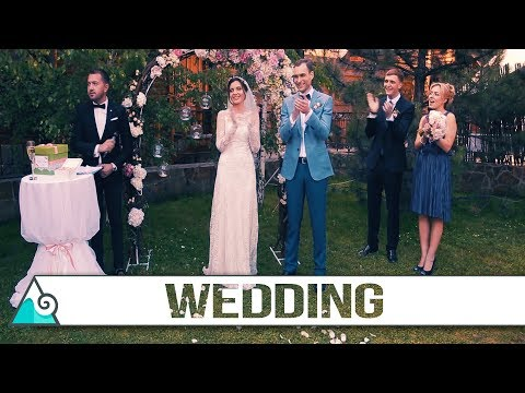 КРУТАЯ СВАДЬБА ПЕТИ И ЯНЫ | WEDDING PETRO & YANA