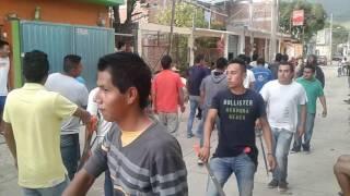 Danza de las cueras quechultenango 2016 (ensallos)