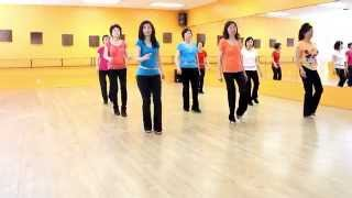 Air Balloon - Line Dance (Dance & Teach in English & 中文)
