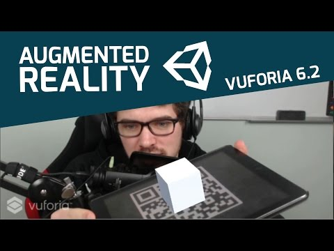How To Markerless AR with Vuforia and GPS Based Augmented Reality