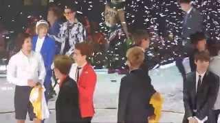 Download Video KCON 2014 VIXX B1A4 Teen Top G Dragon [FANCAM] Ending Stage MP3 3GP MP4