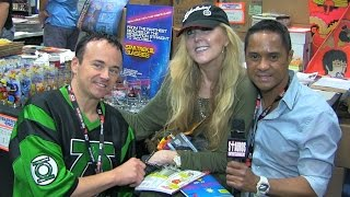 Video JC LEE & MARK HUCKABONE w/ TYRONE TANN- San Diego Comic-Con - 2016 download MP3, 3GP, MP4, WEBM, AVI, FLV November 2017