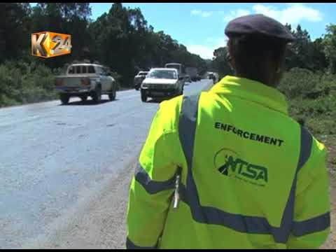 300 Police officers attached to NTSA to return to NPS for re-deployment