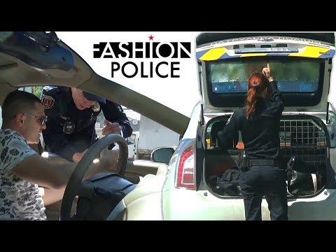 Когда полиция очень хочет по закону!